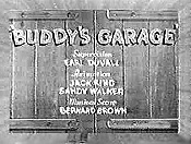 Buddy's Garage Pictures In Cartoon
