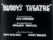 Buddy's Theatre Pictures In Cartoon