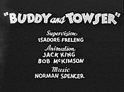 Buddy And Towser Pictures In Cartoon