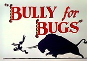 Bully For Bugs Picture Of Cartoon