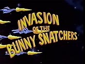Invasion Of The Bunny Snatchers Cartoon Picture