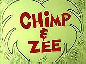 Chimp & Zee Cartoon Character Picture