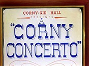 A Corny Concerto Cartoon Picture