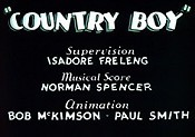 Country Boy Pictures Of Cartoons