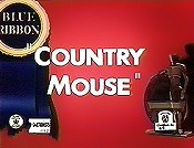 Country Mouse Cartoon Picture
