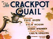 The Crackpot Quail The Cartoon Pictures