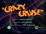 Crazy Cruise Pictures Of Cartoon Characters