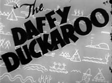 The Daffy Duckaroo Cartoon Picture