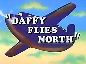 Daffy Flies North Cartoon Funny Pictures