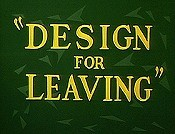 Design For Leaving Cartoon Picture