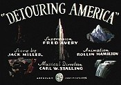 Detouring America Cartoon Picture