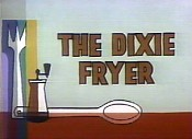 The Dixie Fryer Cartoon Picture