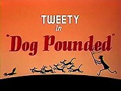 Dog Pounded Cartoon Picture