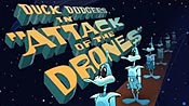 Attack Of The Drones Cartoon Picture