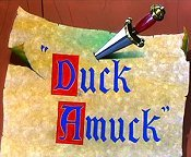 Duck Amuck Cartoon Picture