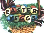 Easter Yeggs Free Cartoon Picture