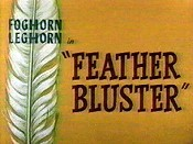 Feather Bluster Free Cartoon Picture