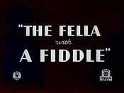 The Fella With A Fiddle Cartoon Funny Pictures