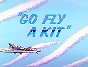 Go Fly A Kit Picture Of The Cartoon