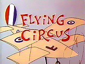 Flying Circus Picture Of Cartoon