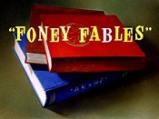 Foney Fables Picture Of Cartoon