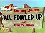All Fowled Up Cartoon Picture