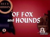 Of Fox And Hounds The Cartoon Pictures