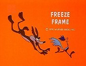 Freeze Frame Cartoon Picture
