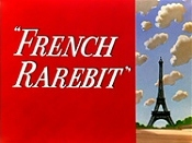 French Rarebit Cartoon Picture