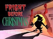 Fright Before Christmas Cartoon Funny Pictures