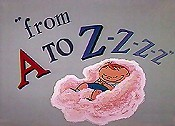 From A To Z-Z-Z-Z Cartoon Picture