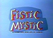 Fistic Mystic Cartoon Character Picture