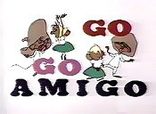 Go Go Amigo Free Cartoon Pictures