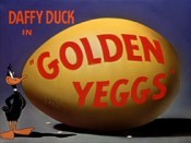 Golden Yeggs Cartoon Picture