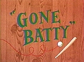 Gone Batty Cartoon Picture