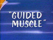 Guided Muscle Cartoon Picture