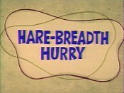 Hare-Breadth Hurry Picture Into Cartoon