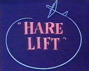 Hare Lift Cartoon Picture