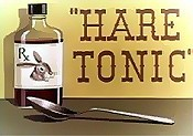 Hare Tonic Cartoon Picture