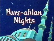 Hare-abian Nights Cartoon Picture