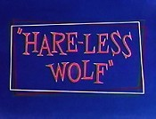 Hare-Less Wolf Pictures In Cartoon