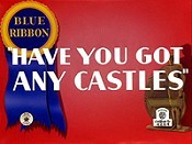 Have You Got Any Castles Cartoon Picture