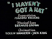I Haven't Got A Hat Cartoon Pictures