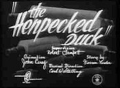 The Henpecked Duck Pictures Of Cartoons