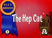 The Hep Cat Cartoon Picture