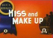 Hiss And Make Up Cartoon Picture