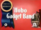 Hobo Gadget Band Cartoon Picture