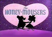 The Honey-Mousers Picture Into Cartoon