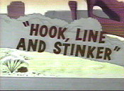 Hook, Line And Stinker Cartoon Picture