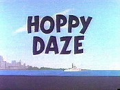 Hoppy Daze Picture Into Cartoon